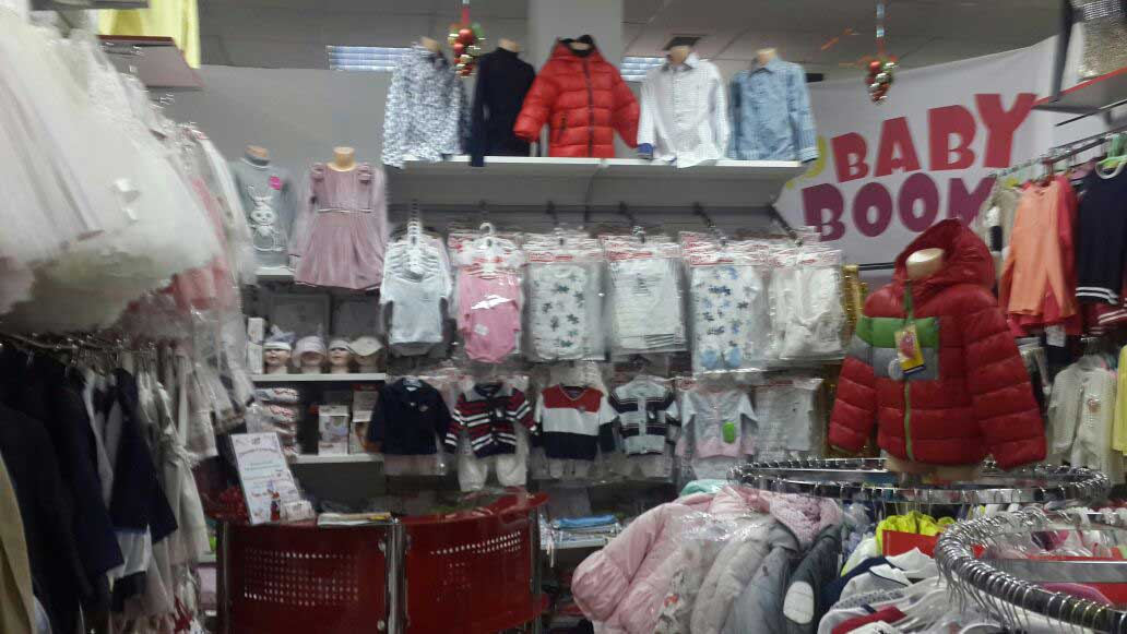 Дети растут быстро и регулярно нуждаются в пополнении гардероба.